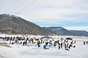 2013 ice fishing
